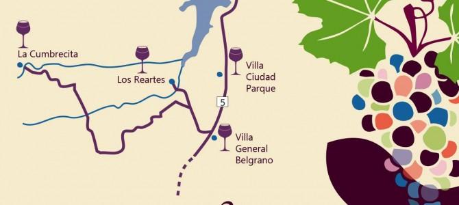 Viñedos entre las sierras: Enoturismo en Villa Ciudad Parque