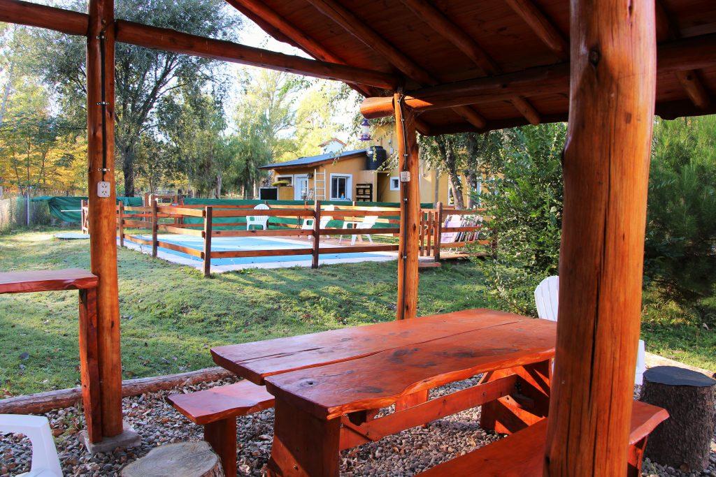 Rancho Pampa - Quincho