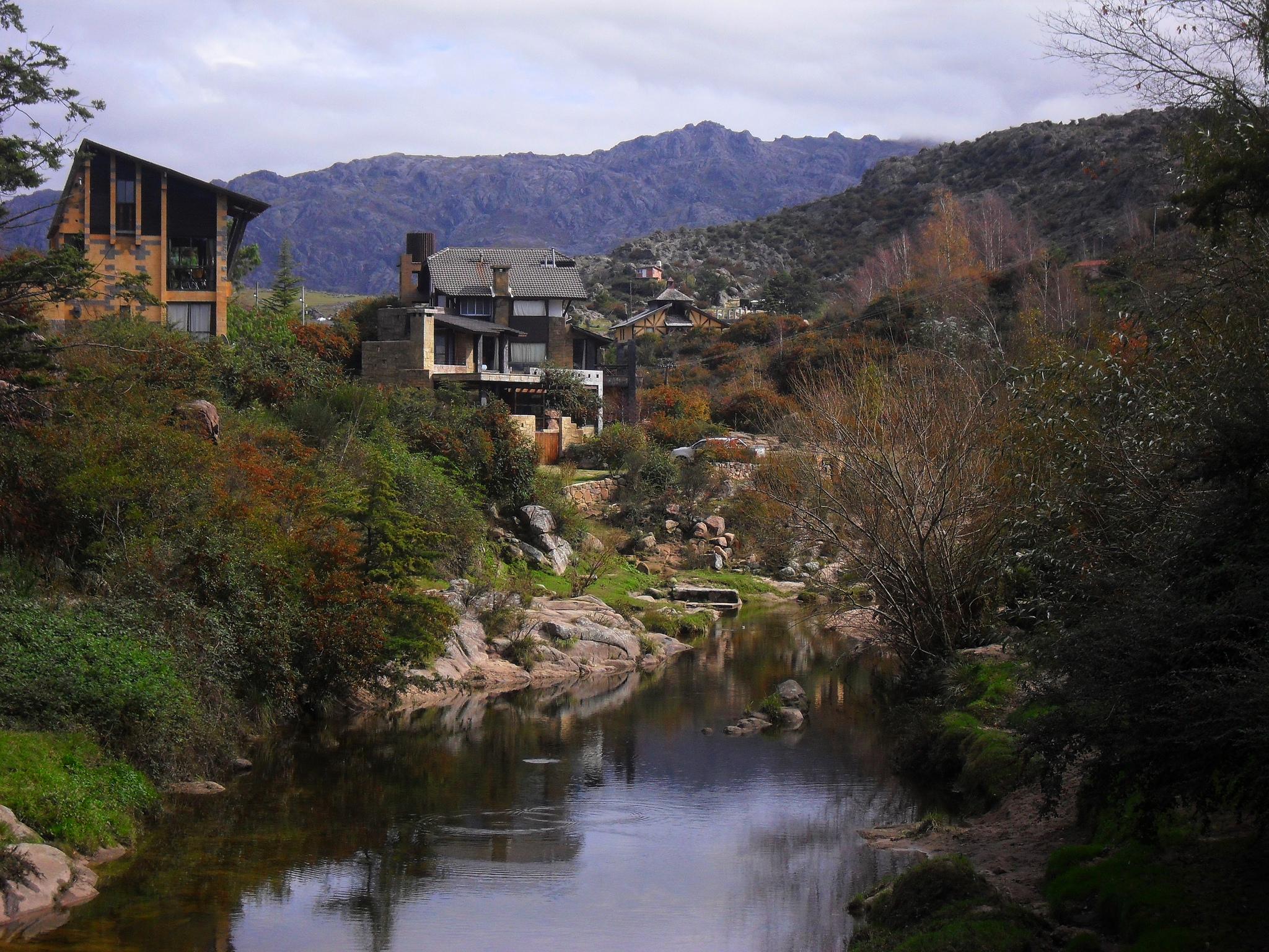 Rancho Pampa - La Cumbrecita y sus paisajes