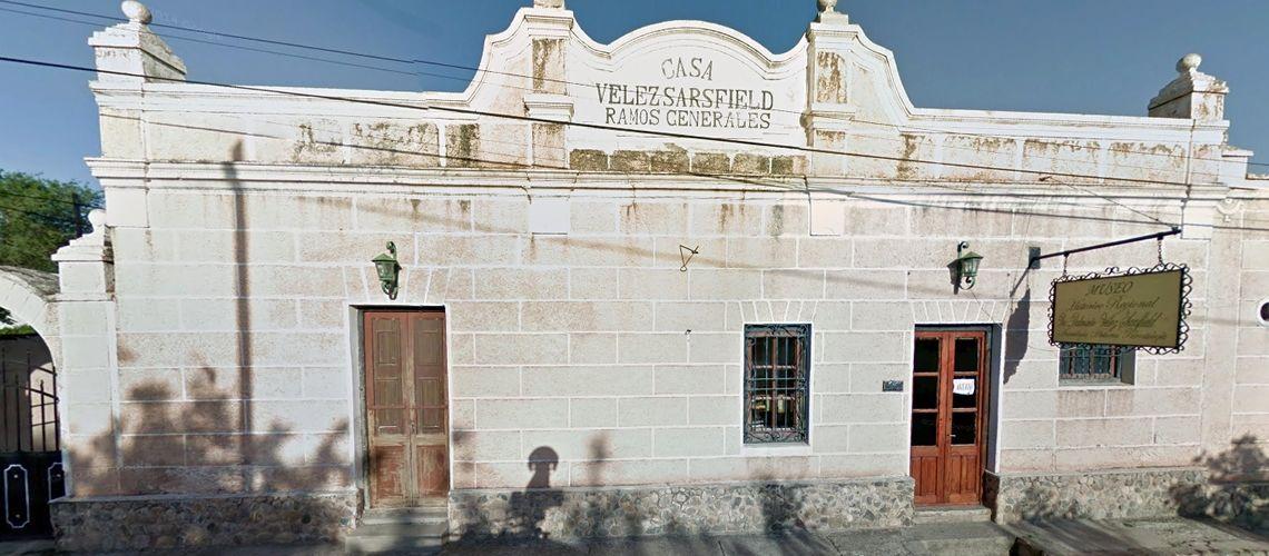 Rancho Pampa - Valle de Calamuchita: Museo Dalmacio Vélez Sarsfield