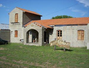 Rancho Pampa - Lugares de Villa Ciudad Parque: Museo del Carruaje