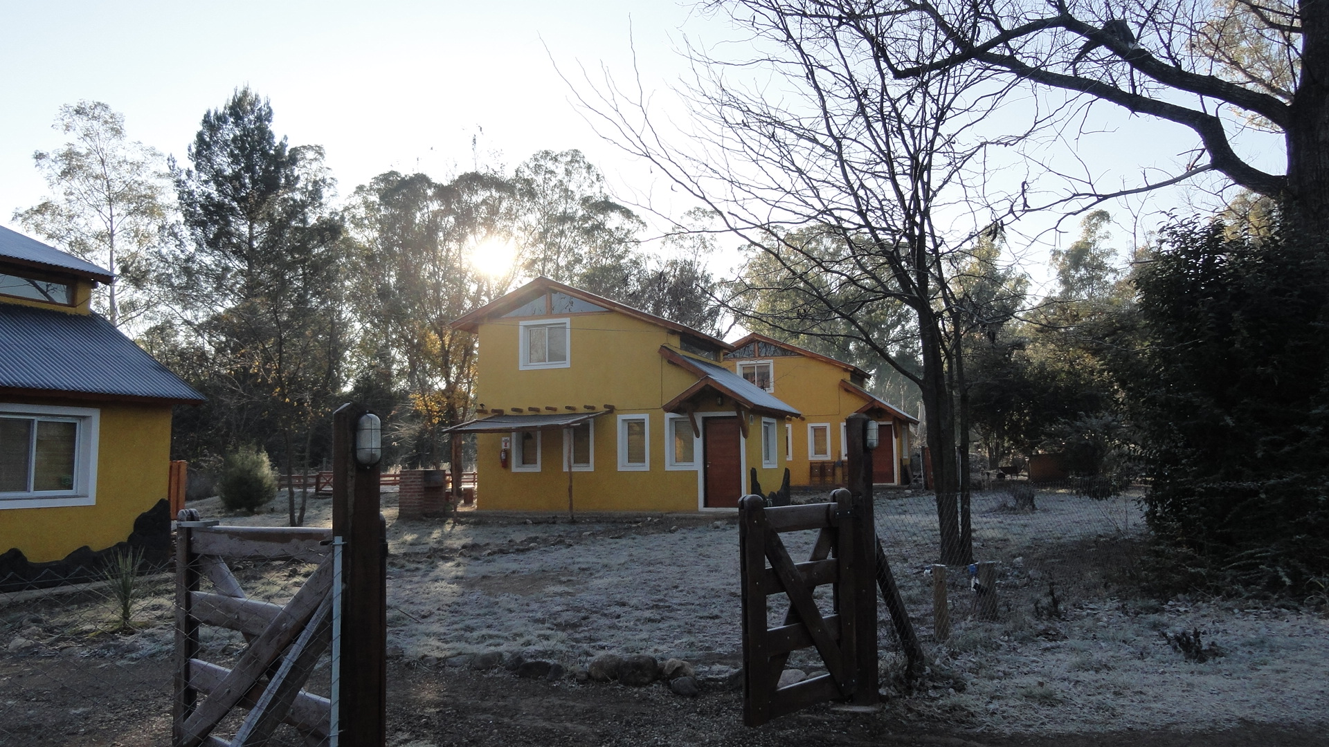 Rancho Pampa - ¡Visitá nuestras cabañas en invierno!